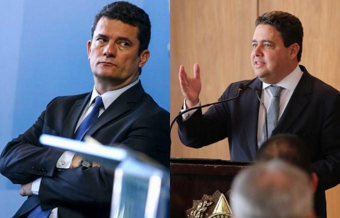 Moro (E) e Santa Cruz/Foto:Reprodução Internet