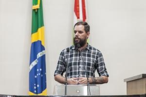 Presidente do Sindinorte, Paulo Guilherme Horn FOTO: Bruno Collaço / AGÊNCIA AL