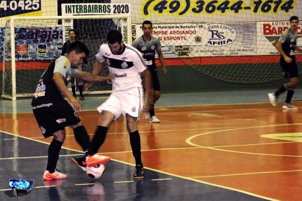 Barracão - Quatro jogos movimentarão a rodada de hoje (05), no Interbairros e Interiorano