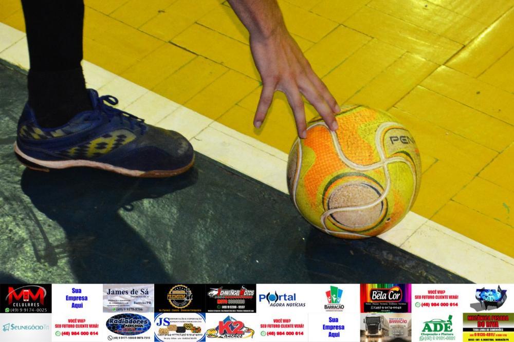 Barracão - Interbairros e Interiorano, movimentam a rodada com mais quatro jogos hoje (12)