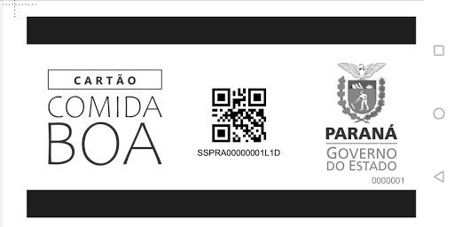 Barracão - Cartão de voucher, para os cadastrados no CadÚnico começarão ser distributivos na segunda (11)