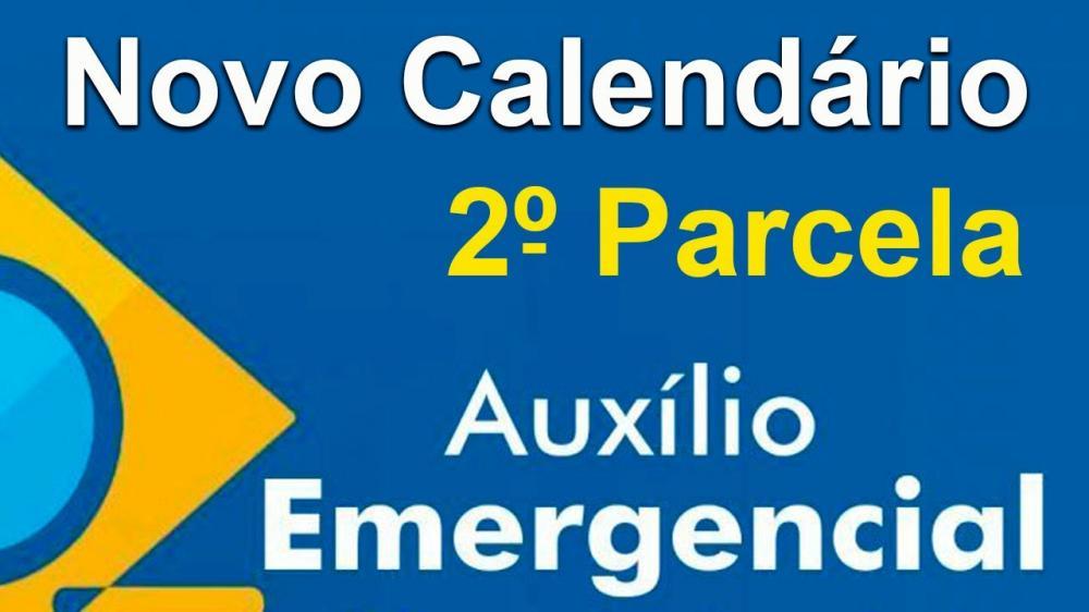 Confira a data para o pagamento da segunda parcela do Auxílio Emergencial