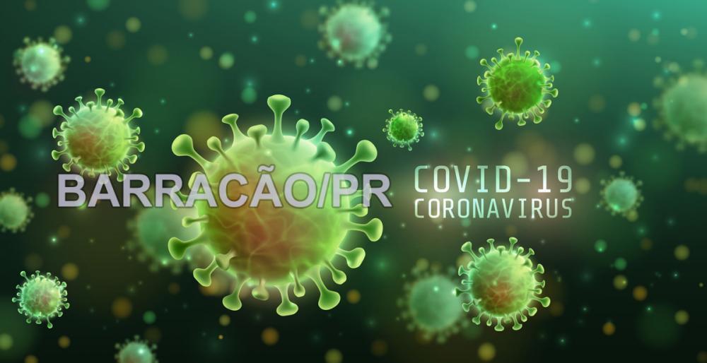 Barracão - Secretaria da Saúde confirma terceiro caso de Coronavírus no município