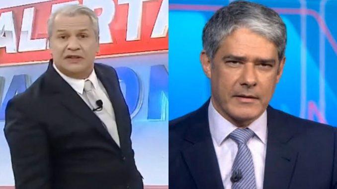 Sikeira Jr. pede horário nobre na RedeTV, para bater de frente com Bonner na audiência