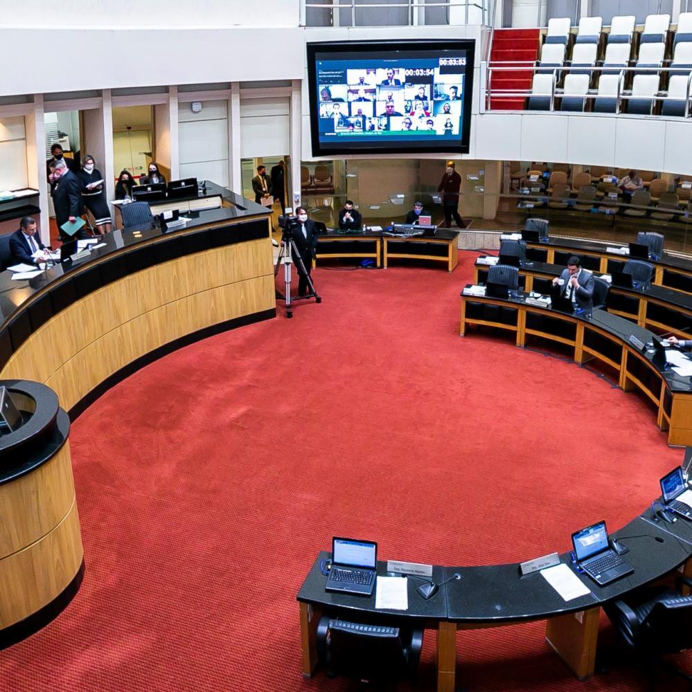Assembleia destina R$ 30 milhões e foca em propostas em recuperação ao ciclone