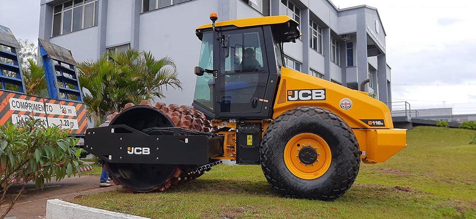 Barracão - Município apresentou novas maquinas e equipamentos agrícola