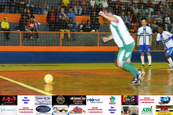Interbairros de Futsal rodada 14/03/19