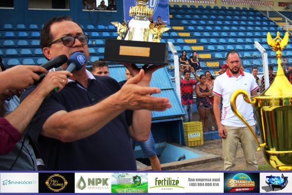 Valdir de Sousa fala da qualidade técnica do Regional Amador e novidades para 2019