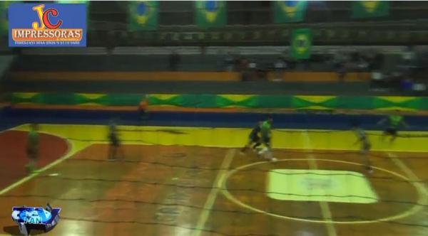 Gols de Pinehrinho x Novo Alvorada Interbairros