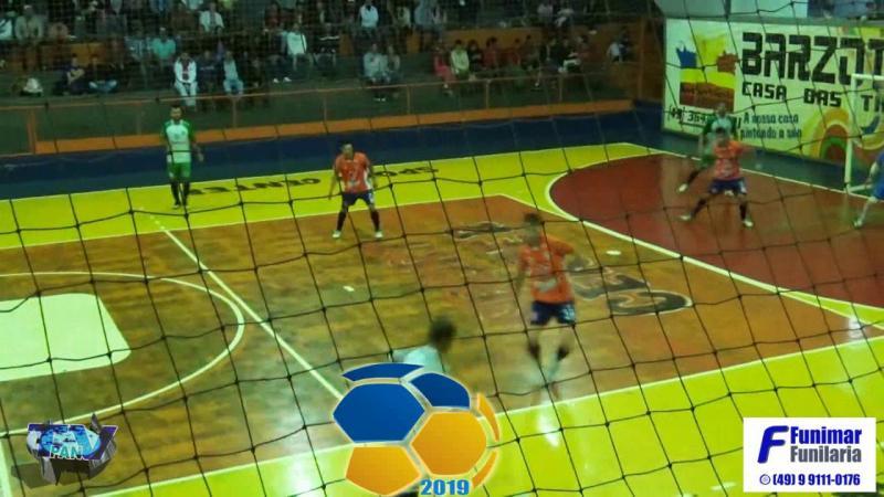 Gols de Nossa Senhora de Fátima 3 x 2 Copasa Funimar Interbairros de Futsal