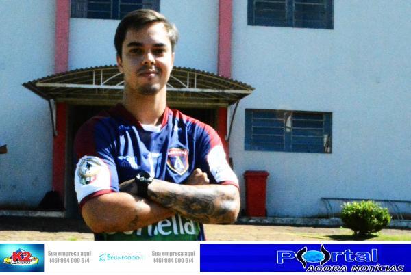 """""""Quero fazer história""""; Disse Rapha Morais, reforço do Arsenal Futsal"""