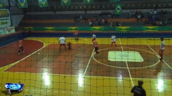 Gol Nacional Simonetto x Nossa S de Fátima Interbairros