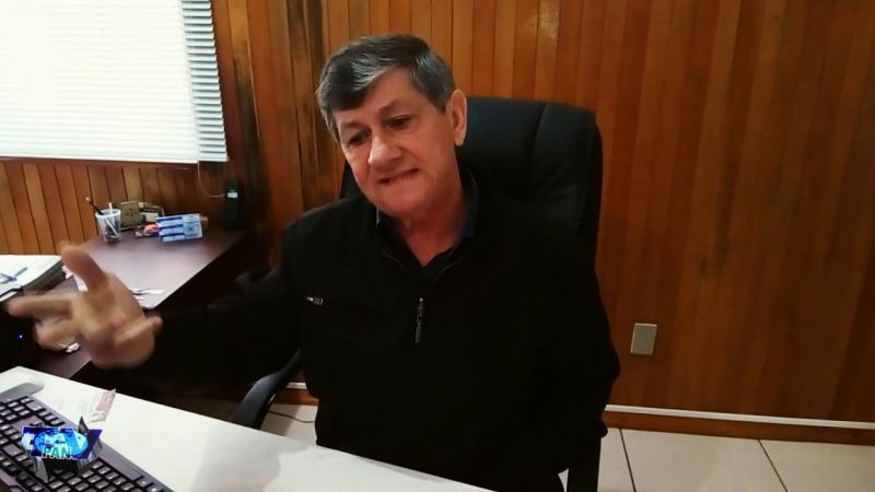 Aldérico Slongo fala de sua saída do MDB e migração para o PPS