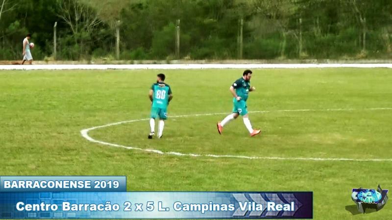 Vila se recupera e BNH ABEC manteve o 100% no Barraconense Veja os gols