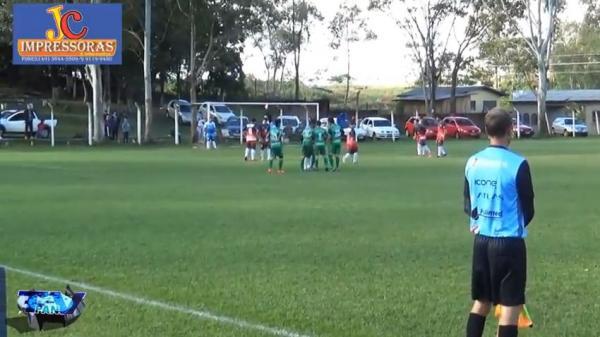Melhores momentos de Barracão 1 x 0 Santo Antônio do Sudoeste Copa Sudoeste de Futebol