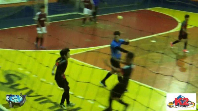 Gols de Nova Esperança 2 x 0 Siqueira Belo Interbairros Sub15