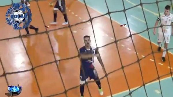 Gol Rapha Moraes contra ADAF Saudades