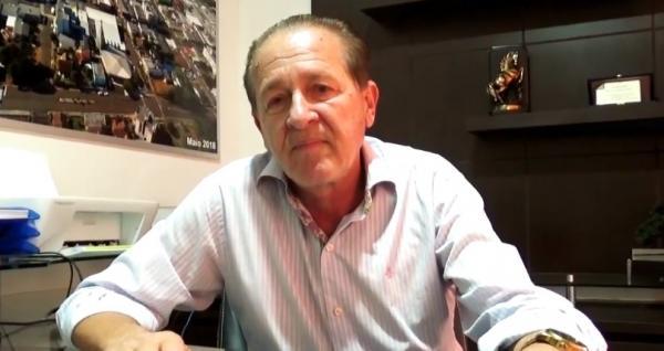 Ari Dickel fala de sua eleição para presidente e exoneração do Secretário Geral
