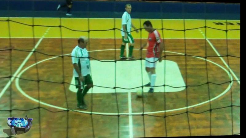 Gol de Siqueira Belo 4 x 4 L C C Poncio Interiorano de Futsal