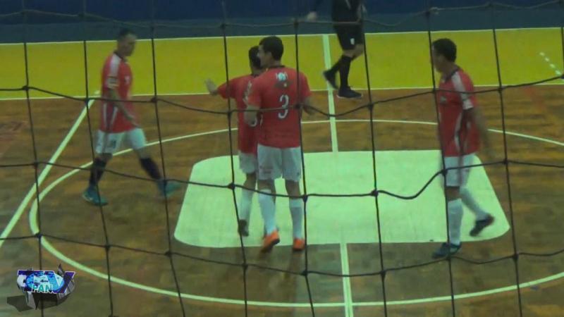 Gosl de S J C Poncio 1 x 6 E C Siqueira Belo Interbairros de Futsal