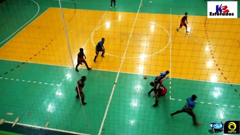 Gols de Fluminense A 3 x 3 Fluminense B Cerqueirense Interiorano de Futsal
