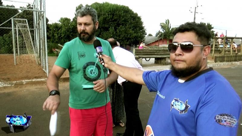 Barracão - Moradores do Industrial reivindicam rua do lazer