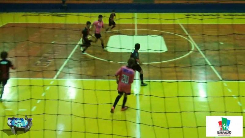 Gols de Nova Esperança 1 x 2 L C C Poncio Interbairros Sub15