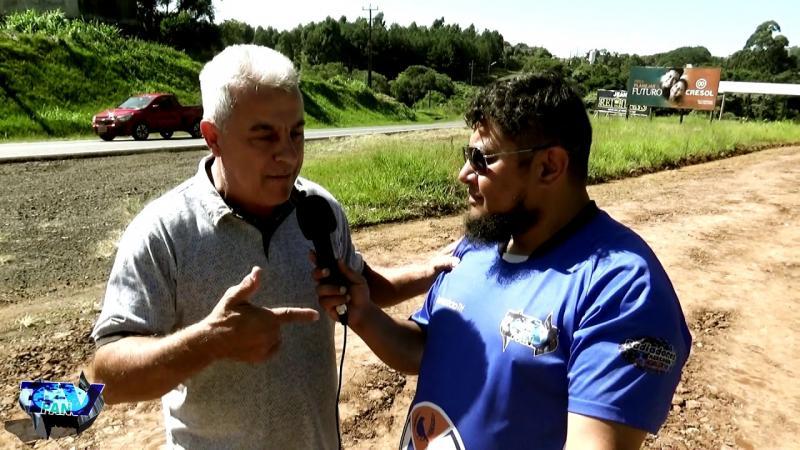 Trabalho em terreno privado é legal, diz vice prefeito Faé