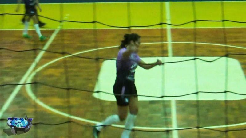 Adri Faé pediu música após marcar quatro gols no Interbairros de Futsal