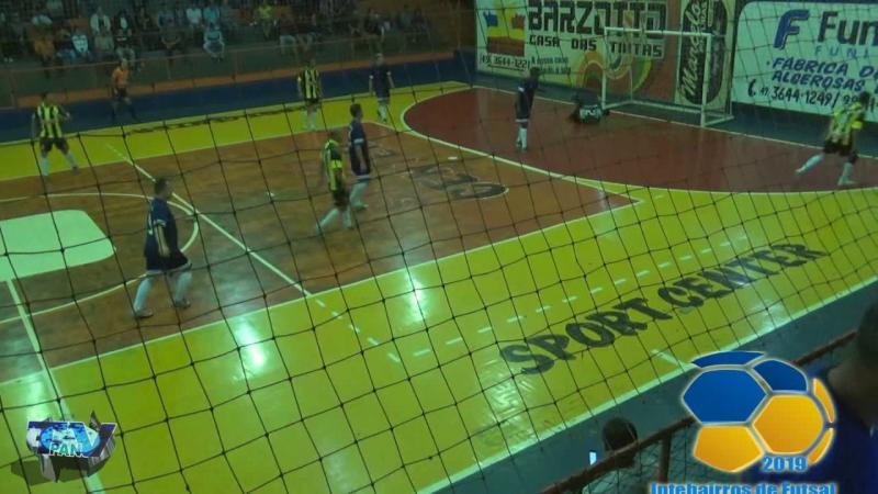 Gols de BAC Futsal x Nova Esperança Interbairros Veterano