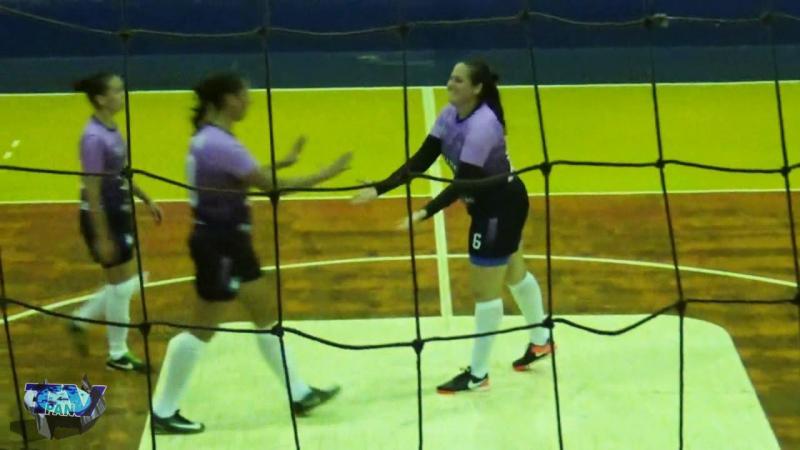 Gols de N S Fatima M BR Bisugol 8 x 1 N S de Fátima Interbairros Feminino de Futsal