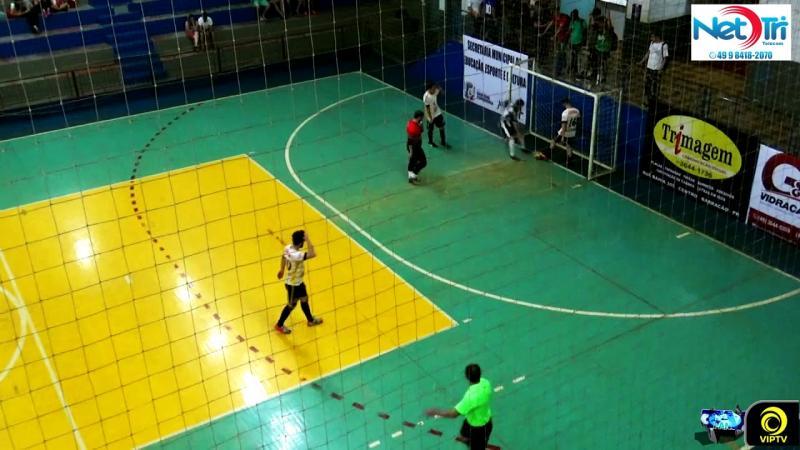 Gols de TAC E Amigos 4 x 3 Águia Futsal Cerqueirense Citadino de Futsal
